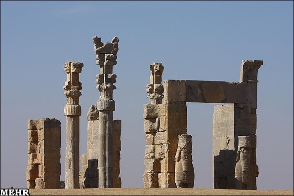 تخت جمشید، خاستگاه تمدن ایران