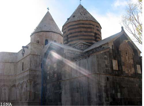 قره کلیسا؛ قدیمیترین کلیسای جهان