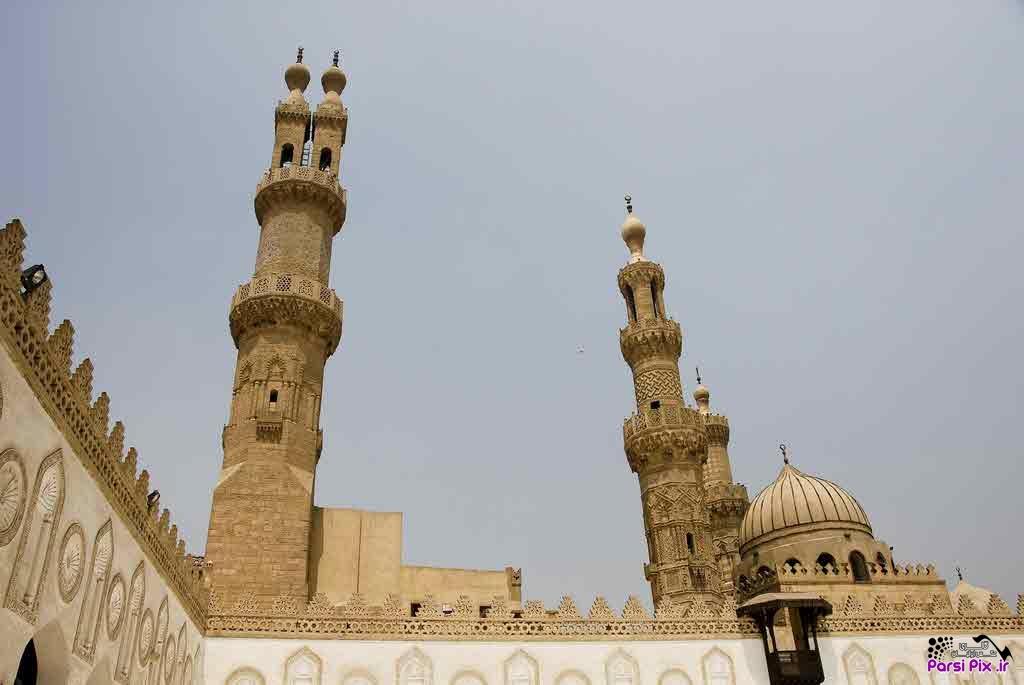 معماری اسلامی زمینه ساز تدوام هنر ایرانی