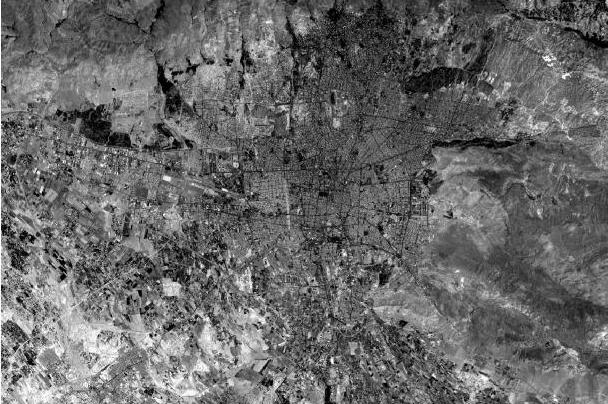 کاربردهایی از تصاویر ماهواره ای در مدیریت و توسعه شهری