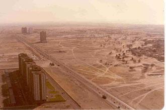 دبی از سال ۱۹۹۰ تا آلان