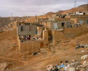 ساماندهی سکونتگاههای غیررسمی