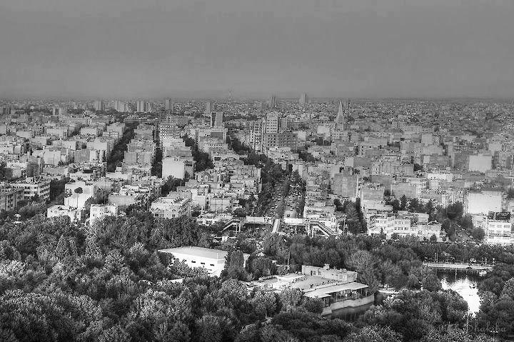 اهلیت از دست رفته در شهرهای ایران