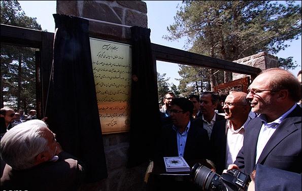 افتتاح بزرگترین باغ پرندگان خاورمیانه