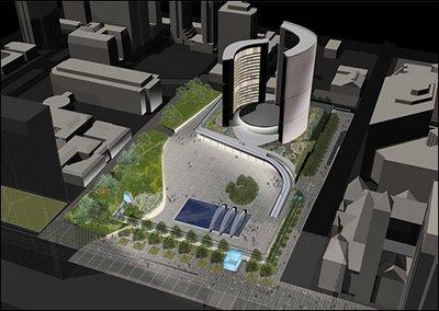 ارسال طرحی به شورایعالی شهرسازی