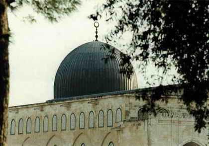 احداث مجتمع یهودی کنار مسجدالاقصی