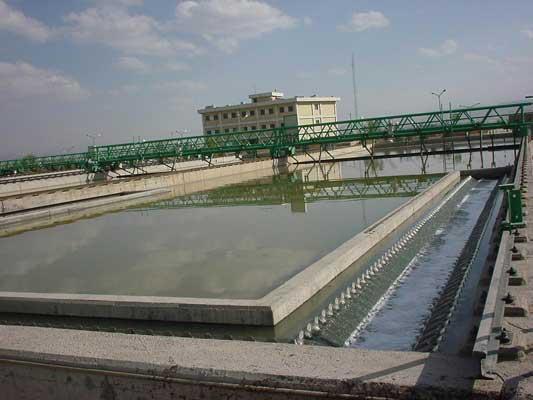جمع آوری آبهای سطحی و فاضلاب های شهری