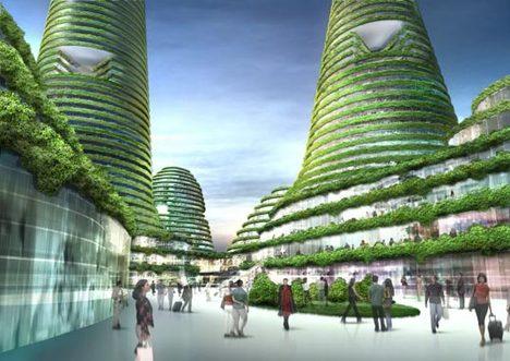 افتتاح سبزترین ساختمان جهان