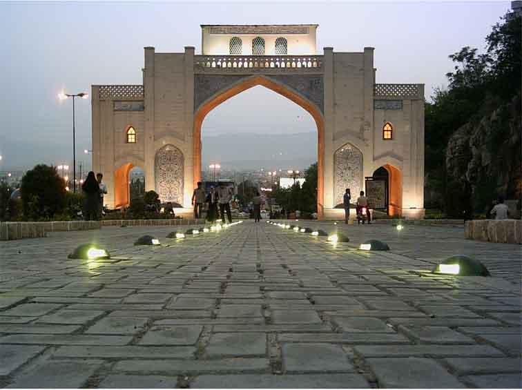 چشمانداز شیراز دچار آشفتگی
