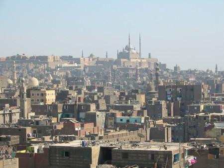 برج سازی در زاغه های قاهره
