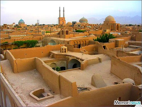 """یزد، شهر """"ترین"""" های ایران"""