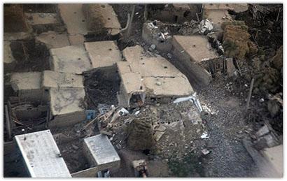 تهیه دستورالعمل اجرایی مدیریت زلزله