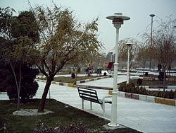 احداث پارک هفت هکتاری فناوری کرج