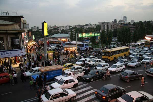 شهرسازی موجب آرامش شهری