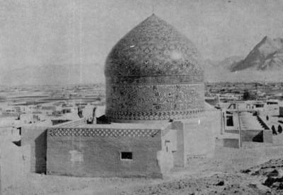 معماری ایرانی اسلامی در شهرضا