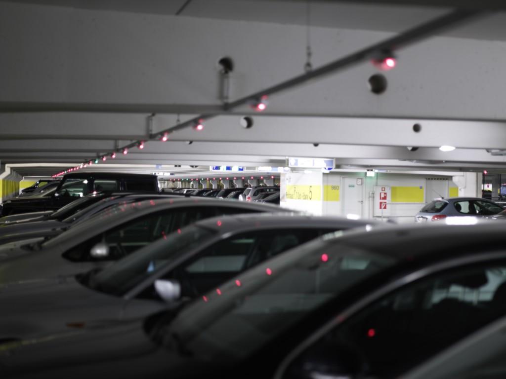 اعلام ضوابط احداث پارکینگ عمومی