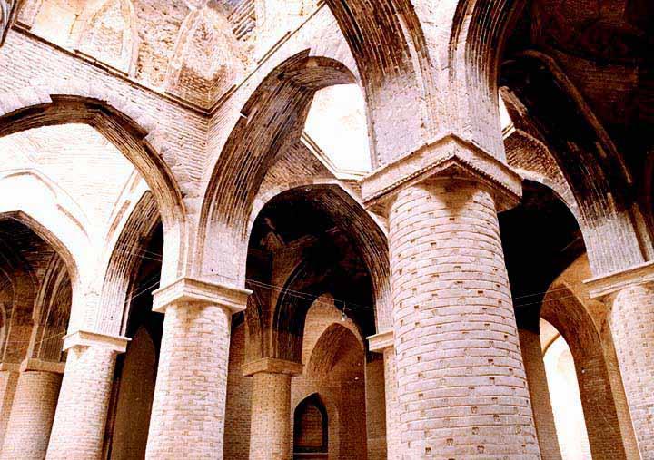 مرمت مسجد جامع اصفهان