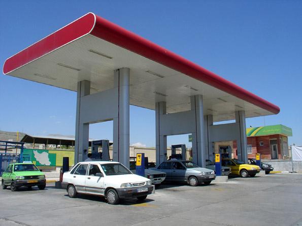 جایگاه های عرضه سوخت گاز طبیعی