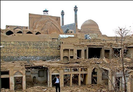 تهران پیشگام نوسازی بافت فرسوده