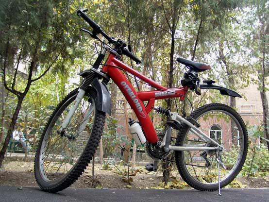 گزینه های غیر موتوری (دوچرخه سواری)