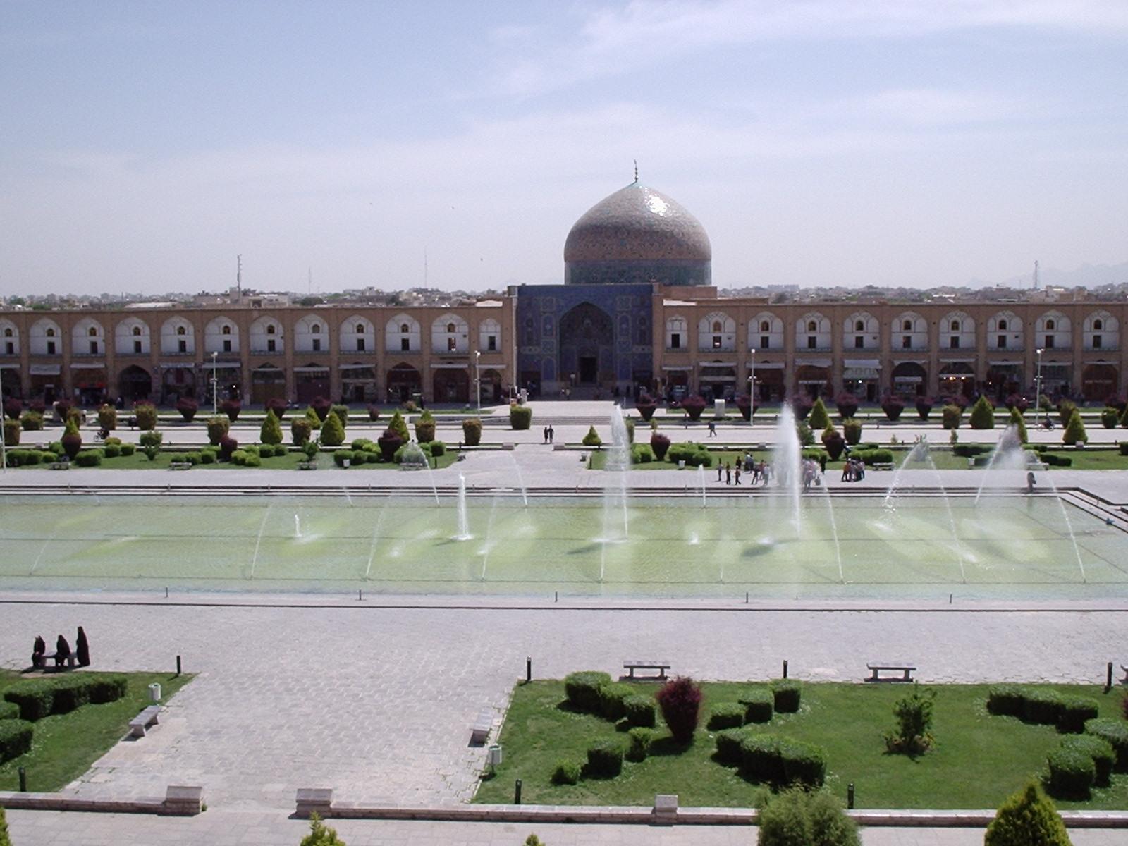 ثبت جهانی میدان امام در راه یونسکو