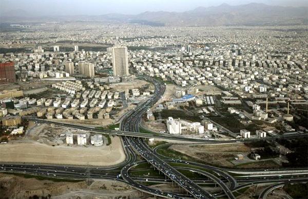 مشاهدات پروفسور سایمون بل از طراحی شهری تهران