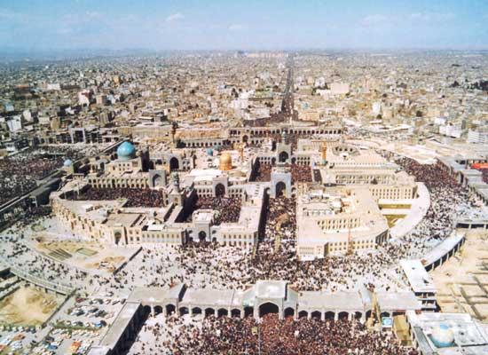 شهرسازی دوران معاصر ایران