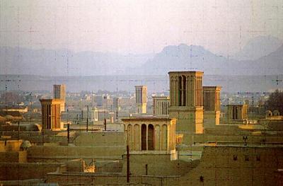 عناصر اصلى شهرهاى اسلامى – ایرانى