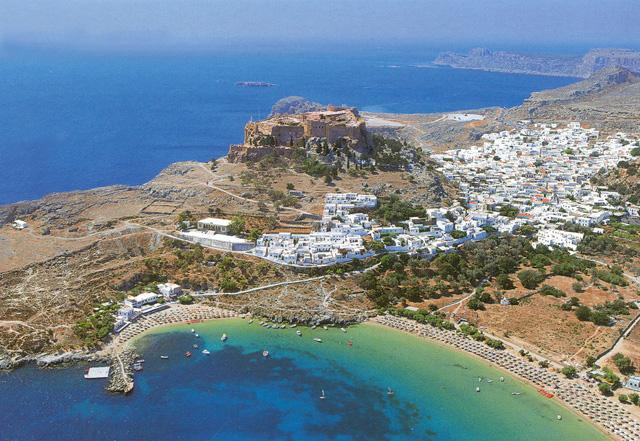 خدمات یونان