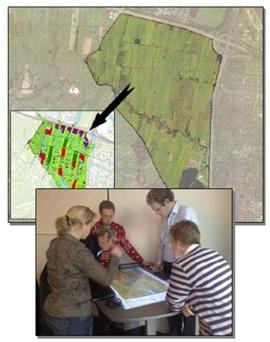برنامه ریزی محله سبز برای اوتریخت، هلند