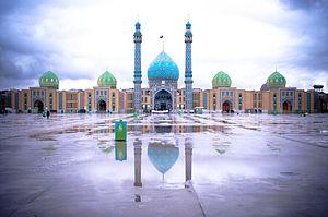 مسجدی که به فرمان امام زمان(عج) ساخته شد