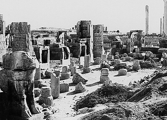 سیرتحول برنامه ریزی شهری بعد از ورود اسلام به ایران