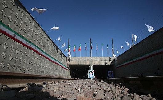 انتقال خط آهن تهران تبریز به زیرزمین
