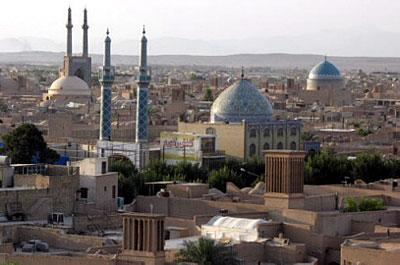 بافت تاریخی یزد درآمدزا است