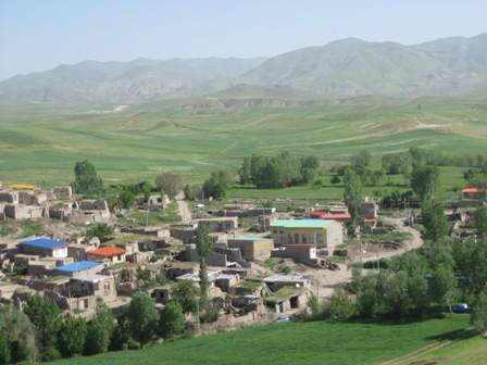 مطالعات طرح هادی روستایی آذربایجان غربی