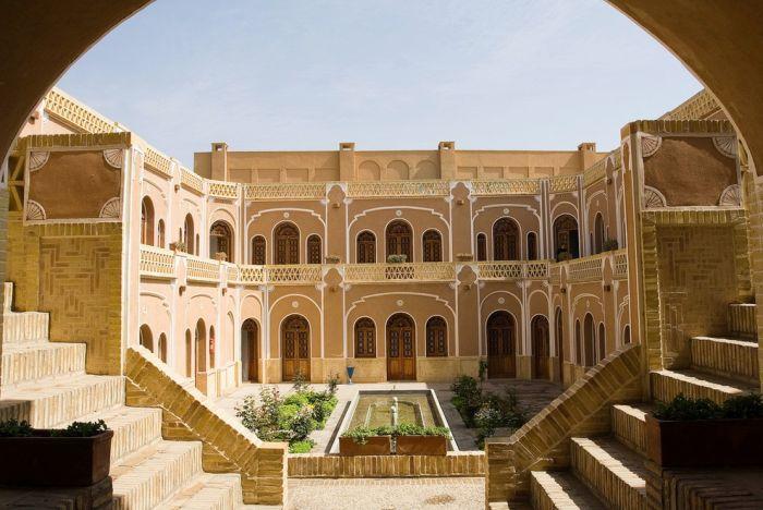 معماری اسلامی ایرانی، دغدغه شهرسازی
