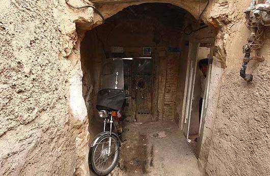 آمار بافت فرسوده استان تهران