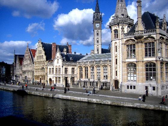 نظام برنامه ریزی فضایی در بلژیک