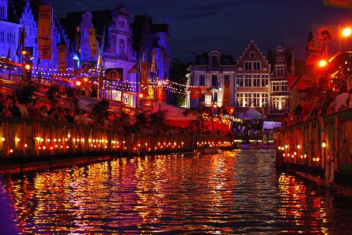 مشکلات اصلی شهرنشینی در بلژیک