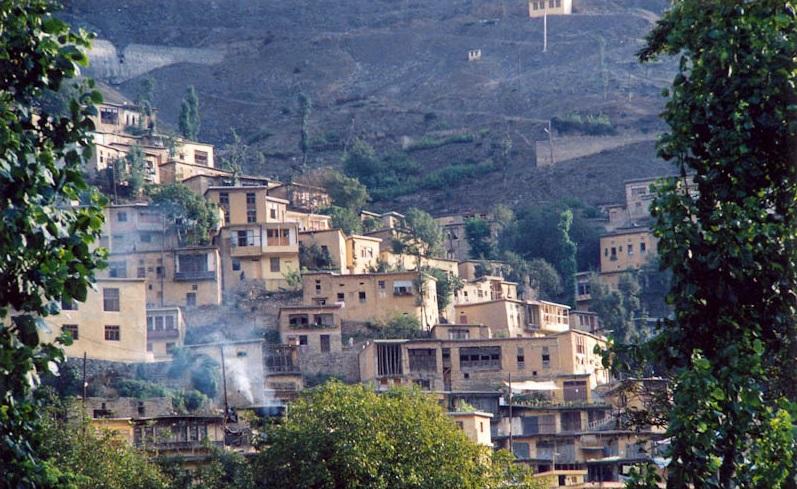 ماسوله، منظر پایدار شهری