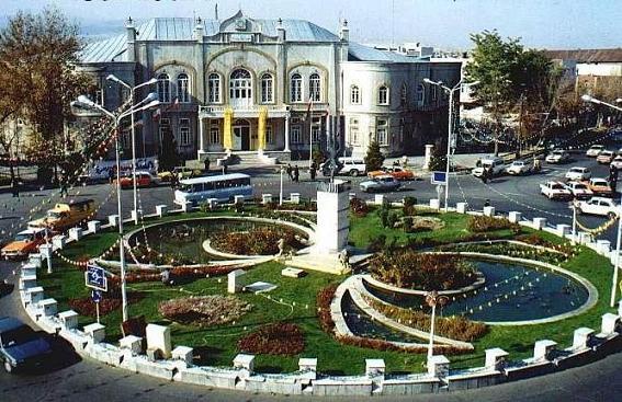 ویژگیهاى ساخت کالبدى شهرهاى ایرانى – اسلامى