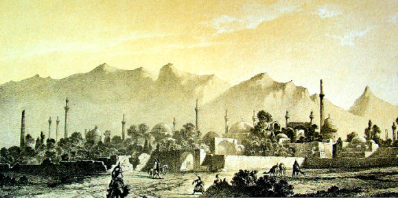 شهرهای تاریخی جهان اسلام: اصفهان