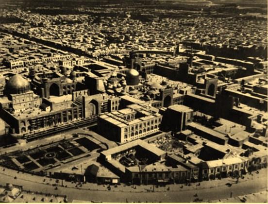 شهرهای تاریخی جهان اسلام: مشهد
