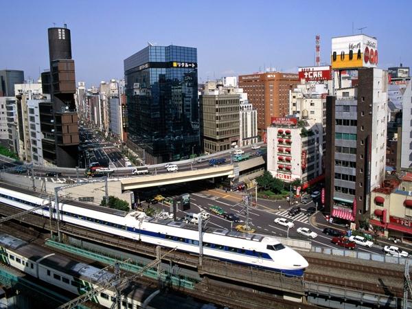 شهر توکیو ژاپن