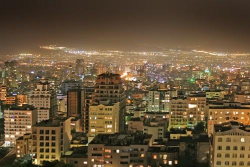 جلوگیری ساخت و ساز نابسامان در تهران