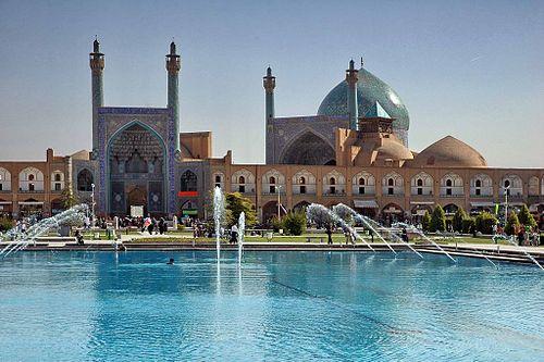 تخریب قلب تاریخی اصفهان