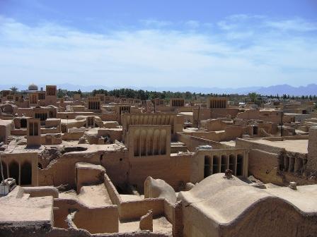 تخریب غیرقانونی بافت تاریخی یزد