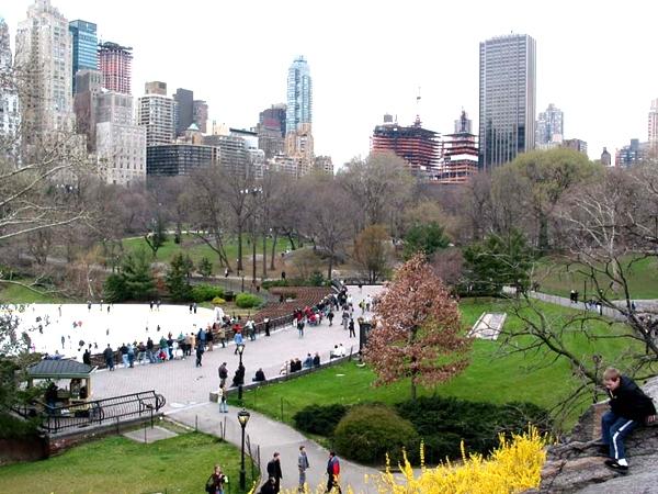 پارک مرکزی نیویورک – آمریکا