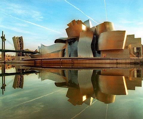 موزه گوگنهایم بیلبائو – اسپانیا