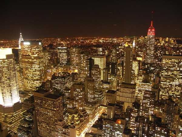 شهر نیویورک آمریکا